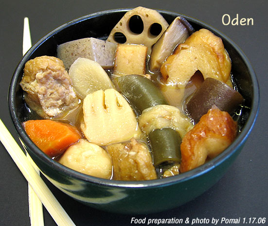 Oden | The Tasty Island