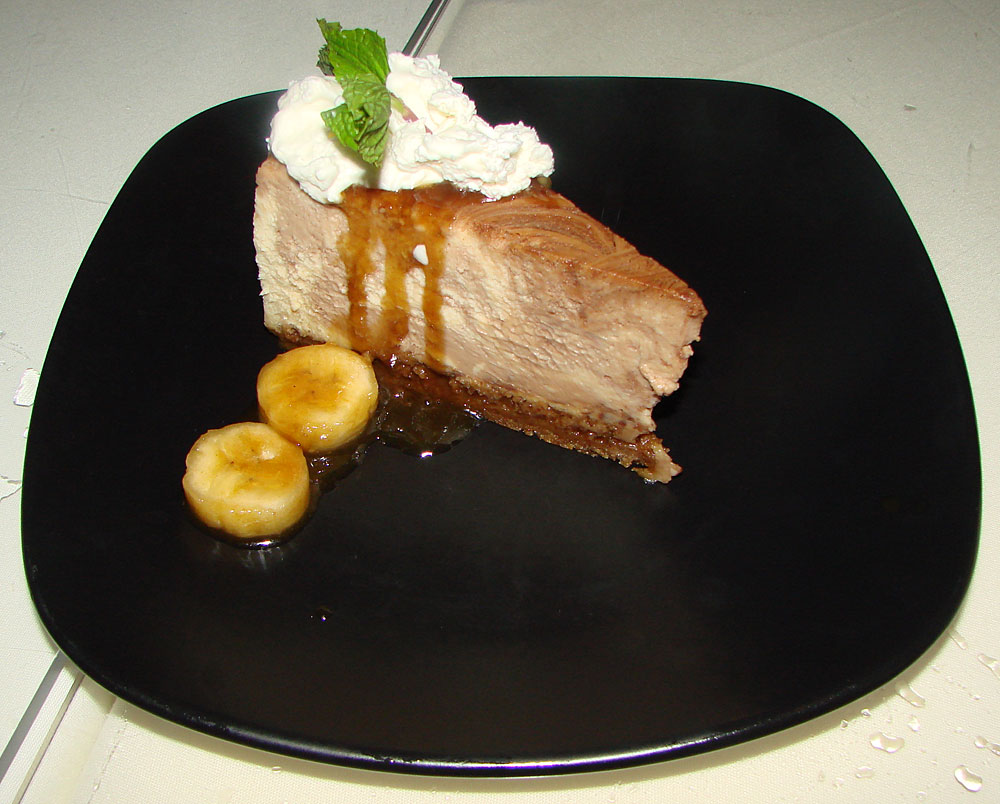 Top of Waikiki: Tiramisu Cheese Cake – Chocolate, Coffee Liquor ...