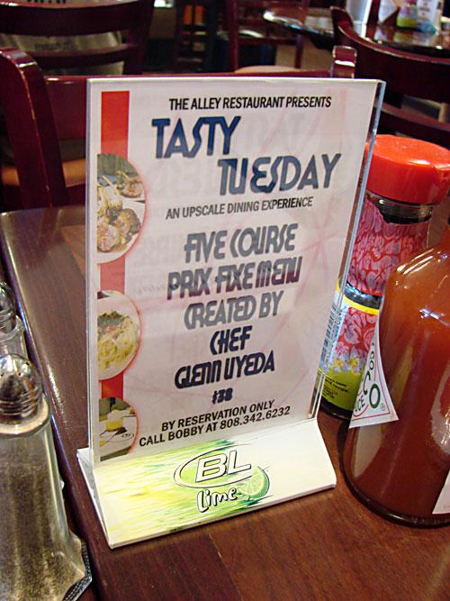 The Alley Restaurant At Aiea Bowl Pomai Test Blog