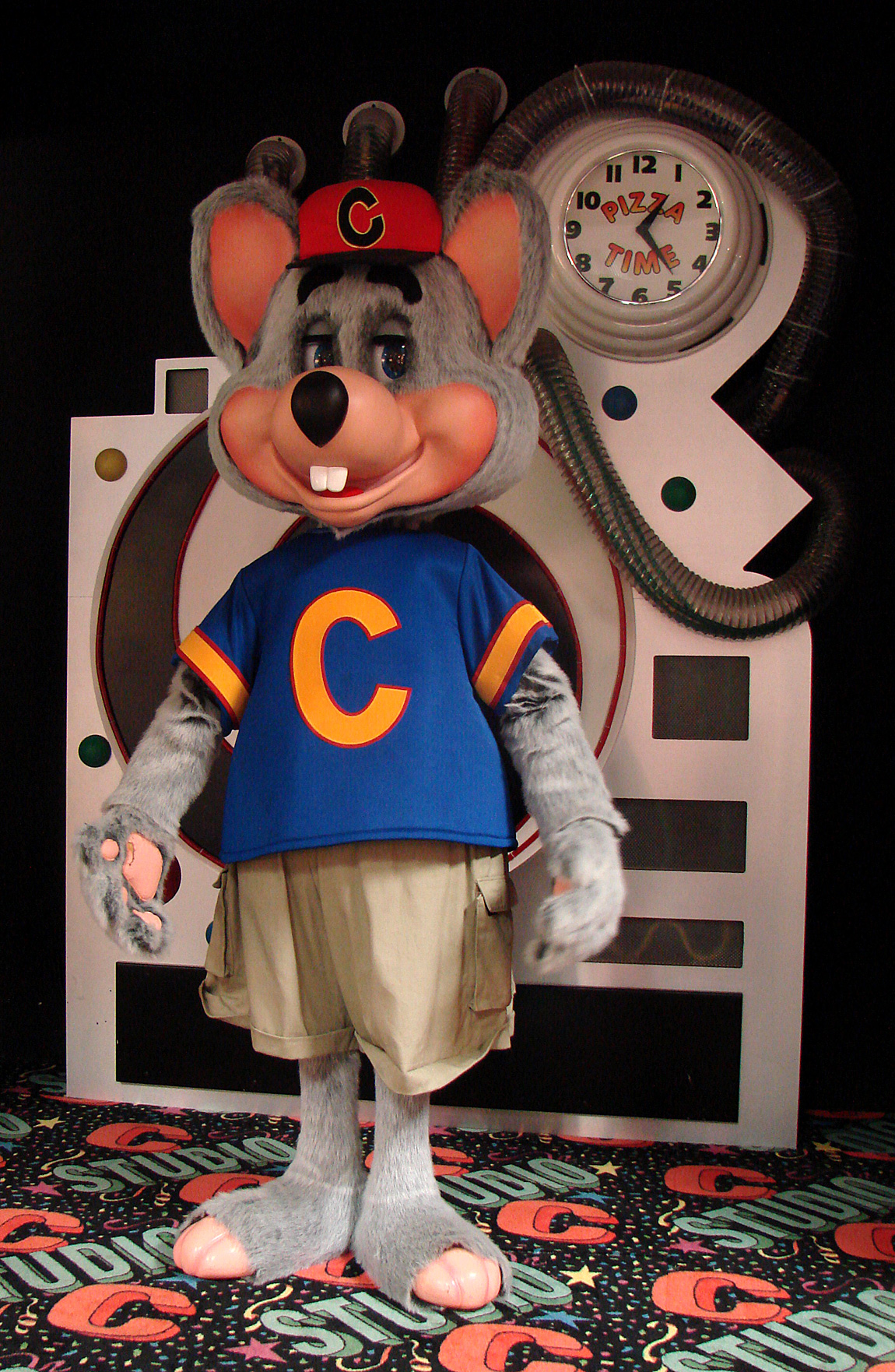 Find great deals on eBay for chuck e cheese. Shop with confidence.
