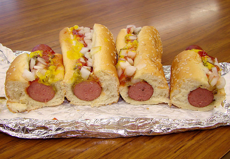 Kirkland Hot Dogs At Costco