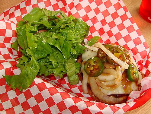 Honolulu Burger Co. – Paniolo Burger: Housemade BBQ sauce with fresh ...