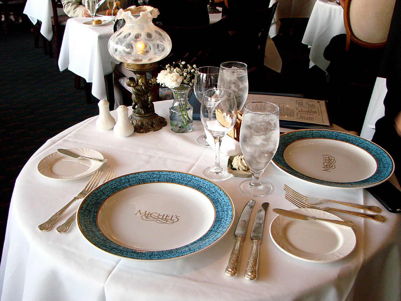 Restaurant table setting ideas - Restaurant Table Setting Ideas 13