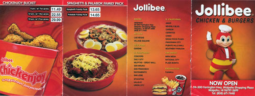 product strategy of jollibee Business essays: the marketing strategies of jollibee foods corporation.