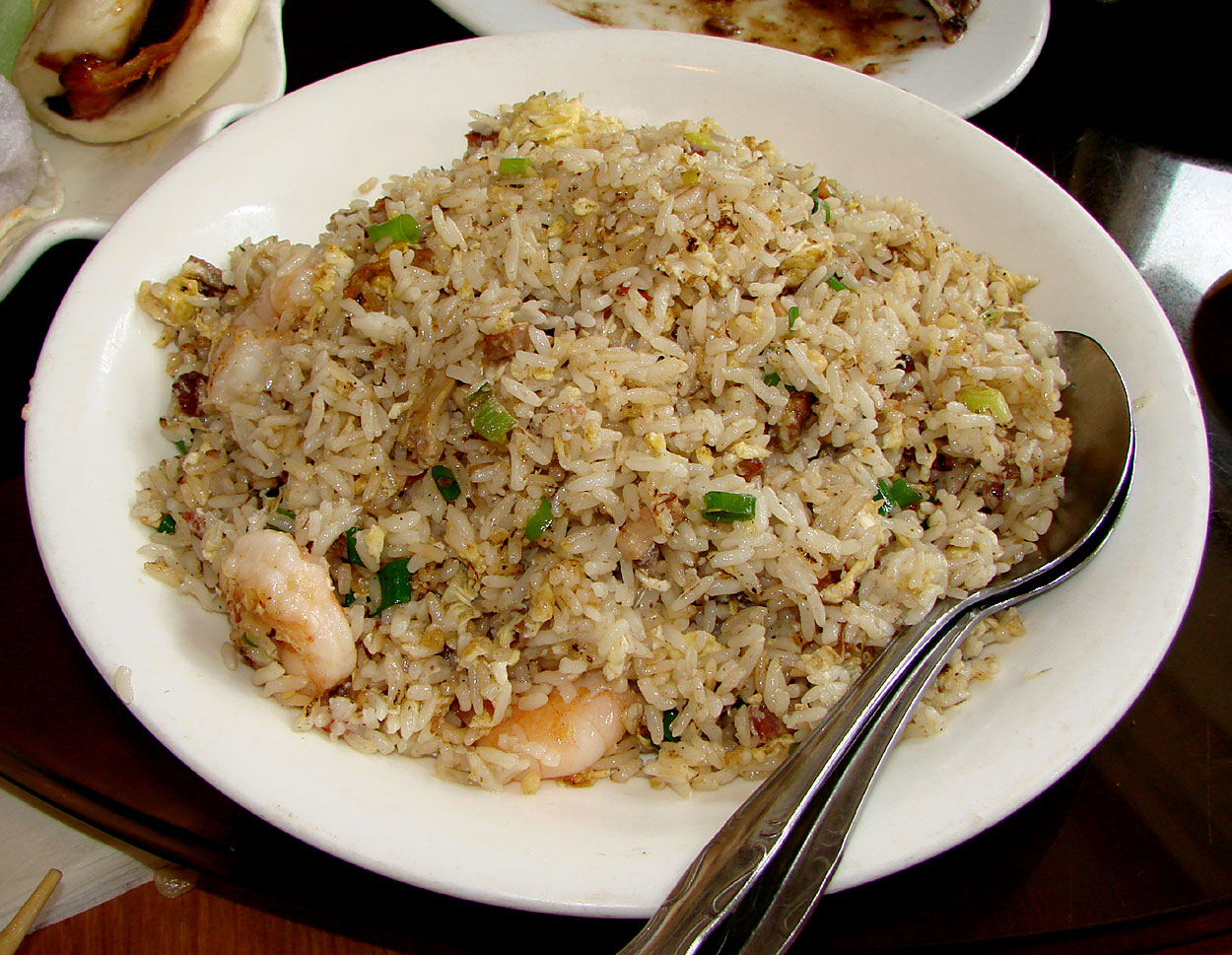 how to prepare special fried rice