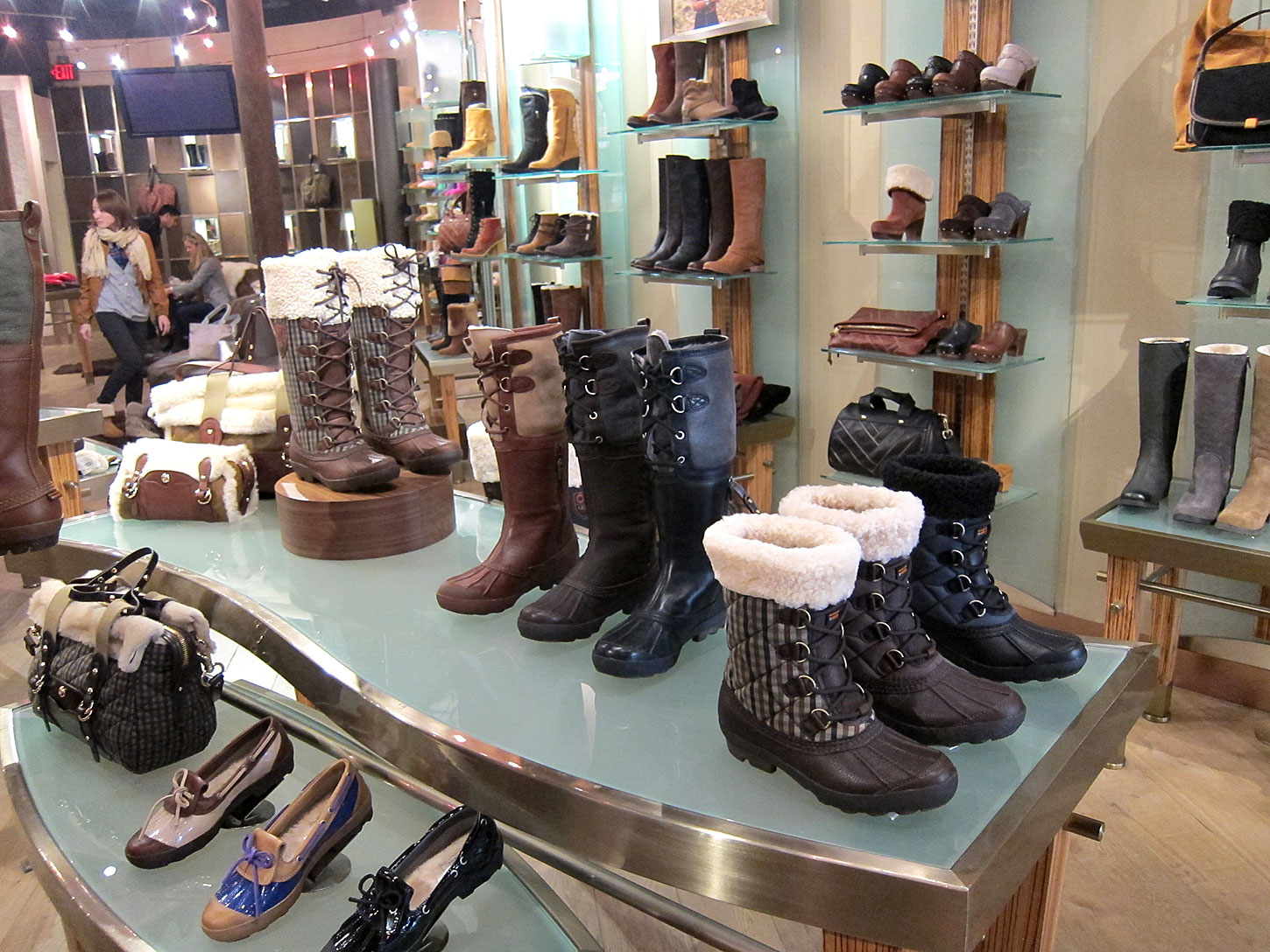 ugg boots store in san francisco