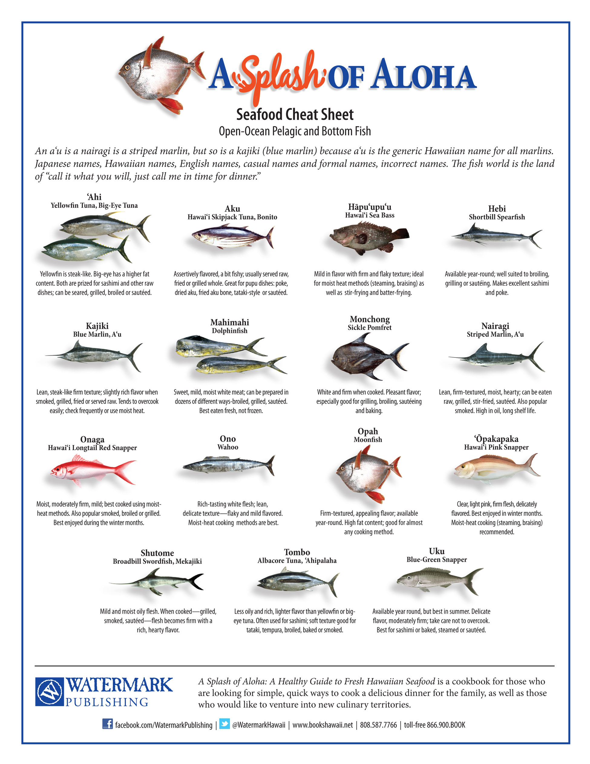 Press: Healthy Seafood, Served Up with a Splash of Aloha ...