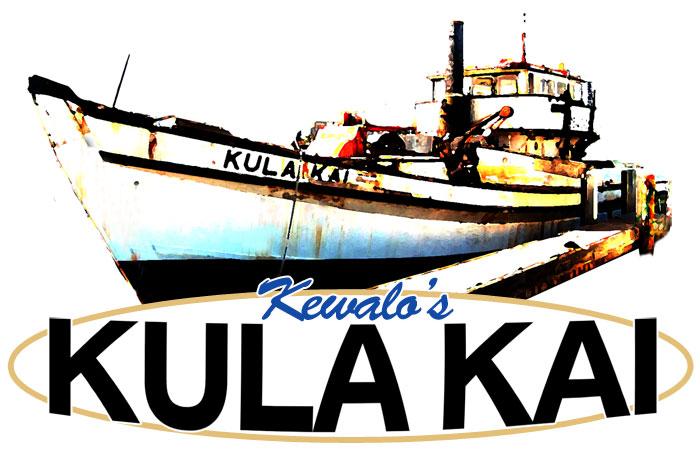 Kewalo's Kula Kai Restaurant Logo Concept