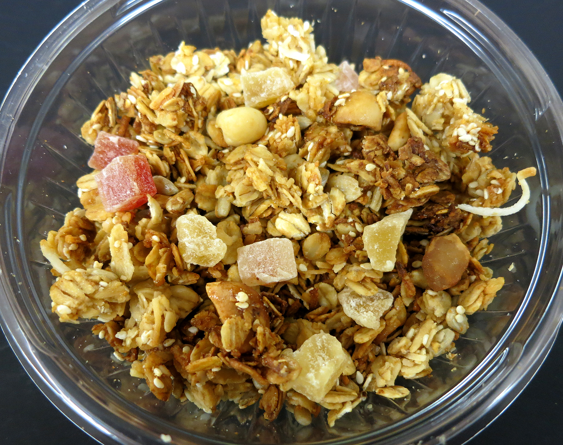 And? Like the Original Anahola Granola, this one is FANTASTIC! This ...