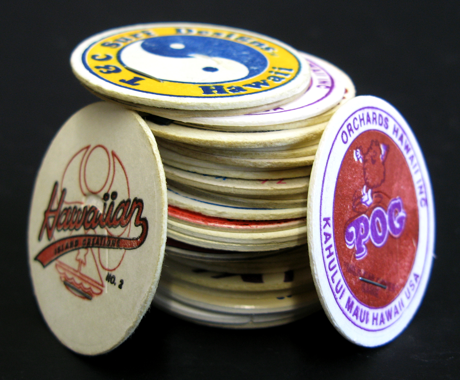 Remember POGS? – Tasty Island