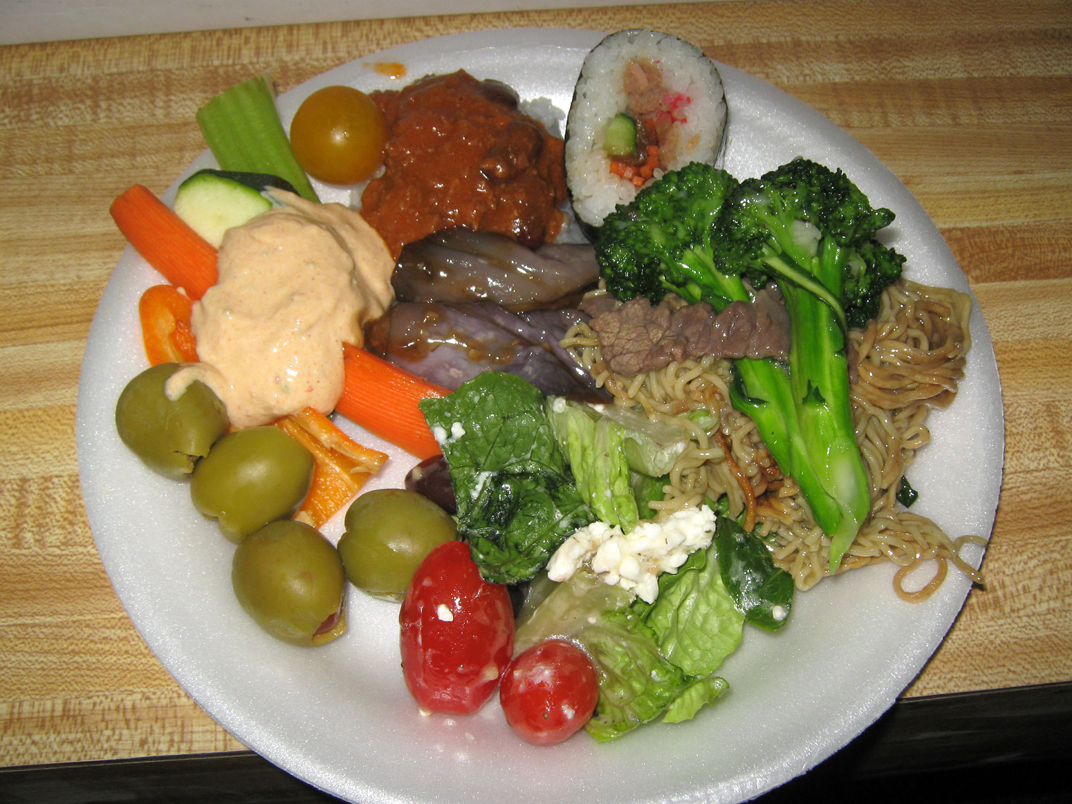 Diner JJ's Aloha 'Oe Potluck – Tasty Island