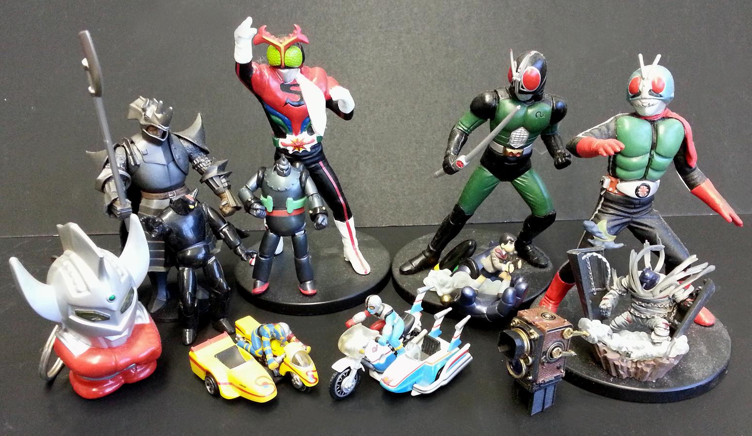 Japanese Superheroes Costumes Speaking of Japanese Superhero