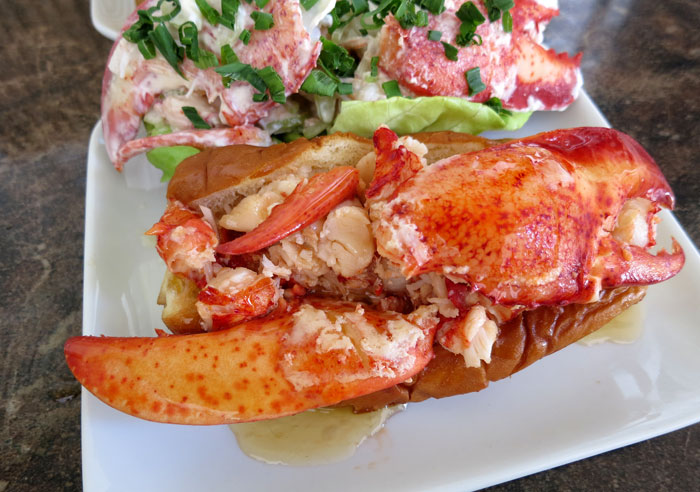 Connecticut Style Lobster Rolls Recipe — Dishmaps