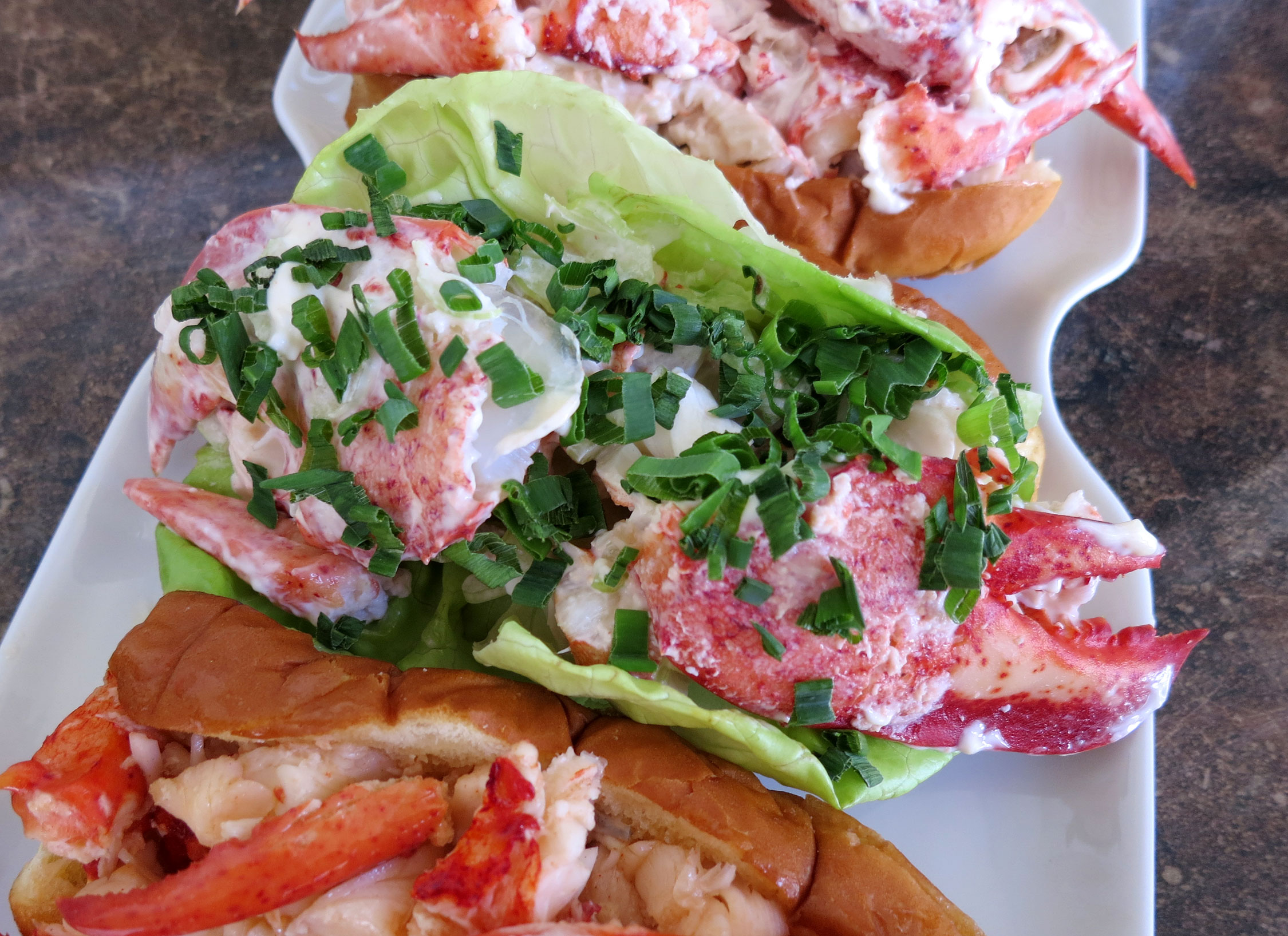 connecticut style lobster roll quest for the perfect lobster roll ...
