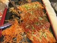 Togarashi Crusted Sashimi