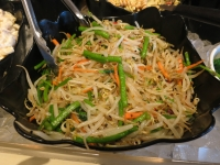 Korean Beansprout Salad