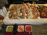 Chilled Snow Crab Legs