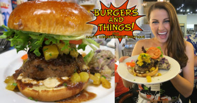 "Burgers and Things in Pauoa Wins ""World's Best Burger"" Designation"