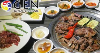 Ala Moana Eats: Gen Korean BBQ House