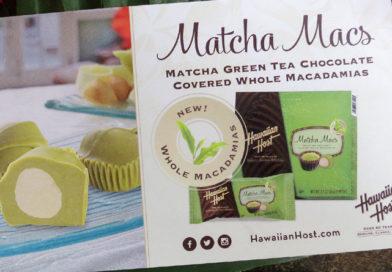 Review: Hawaiian Host Matcha Macs
