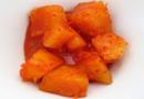 Kimchi Pineapple