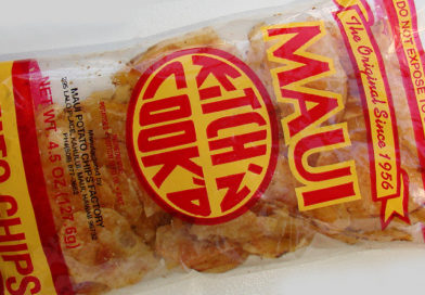 Kitch'n Cook'd Maui Potato Chips