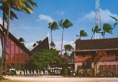 Oahu Bars & Nightclubs Memorialized